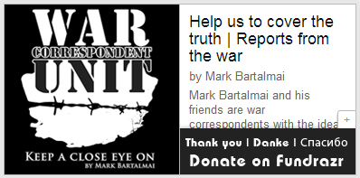 Help us to cover the truth - Donate